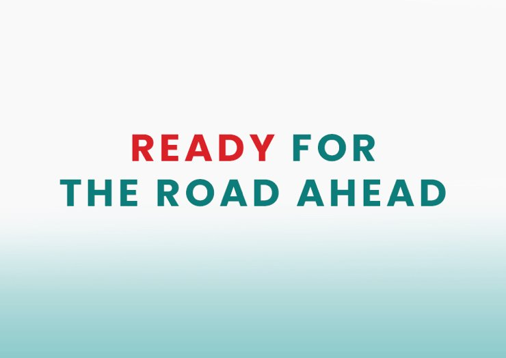 Ready For The Road Ahead - thumbnail