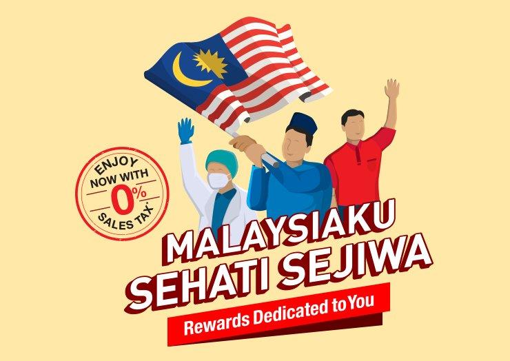 Malaysiaku Sehati Sejiwa - thumbnail