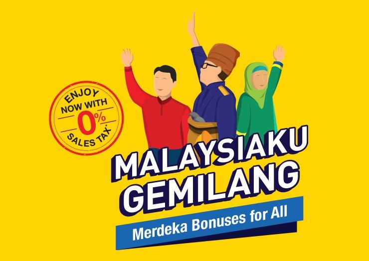 Malaysiaku Gemilang - thumbnail