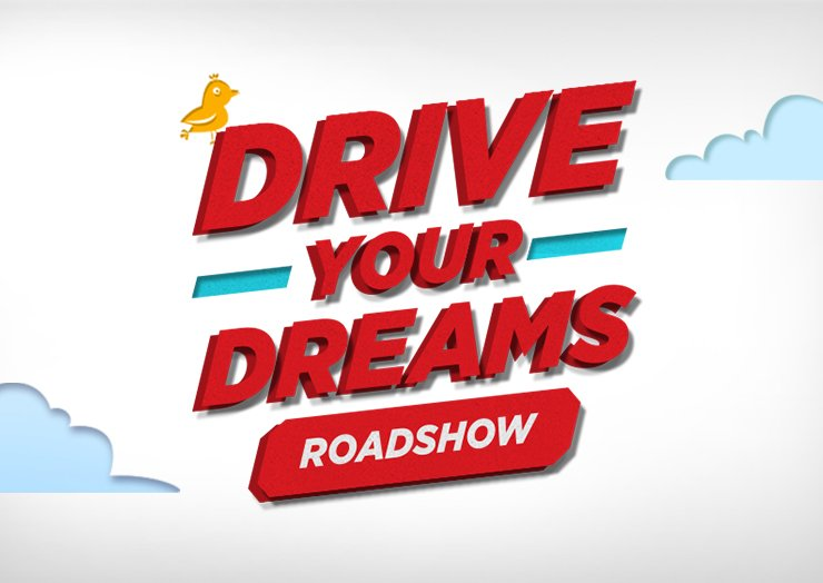 Drive Your Dreams Roadshow - thumbnail
