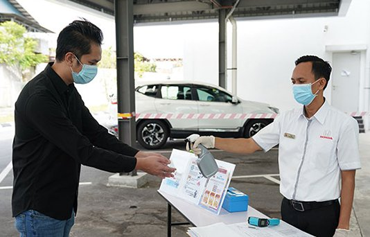 Honda Malaysia Dealers Commence Full Operations, Reopen Showrooms With Adherence To Safety Guidelines - thumbnail