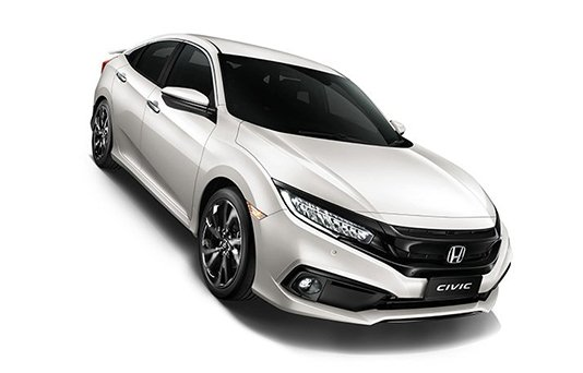 Honda Malaysia Introduces New Platinum White Pearl Colour In Civic And New BR-V - thumbnail