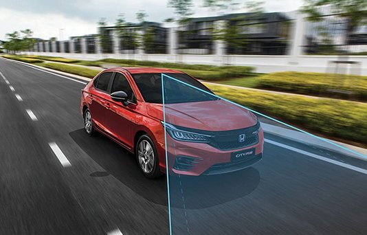 Honda SENSING Now Available In B-Segment, All-New City RS i-MMD - thumbnail
