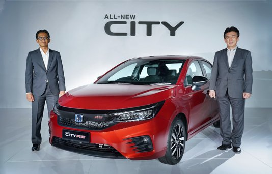 Honda Malaysia Launches 5th Generation All-New City With Advanced Features Beyond B-Segment - thumbnail