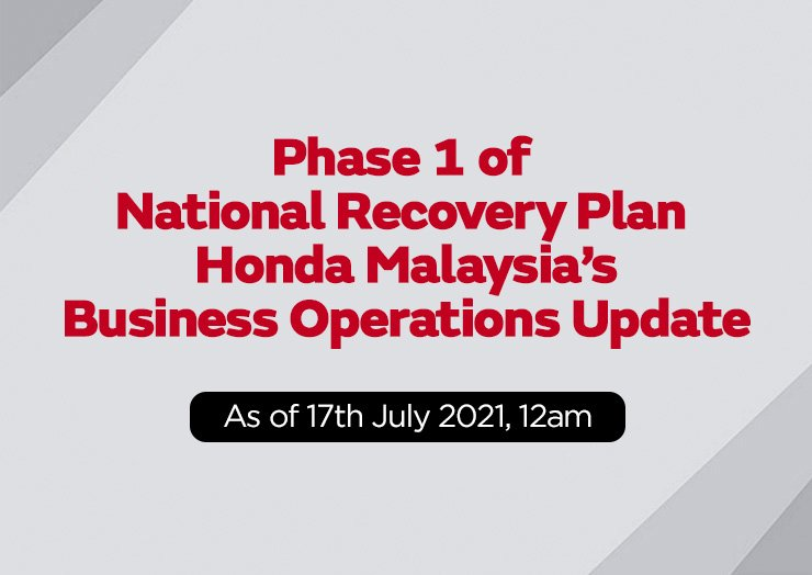 Phase 1 of National Recovery Plan - thumbnail