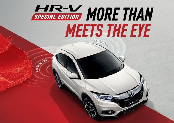 Enhanced HR-V 1.8L Special Edition - thumbnail